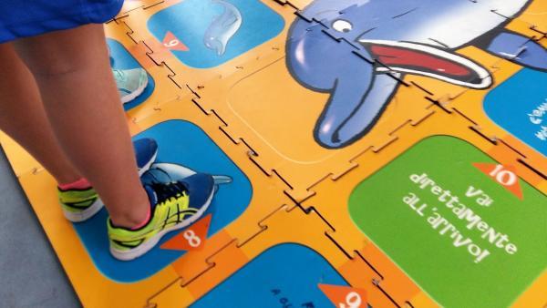 vicenza sport village LAV gioco delfino