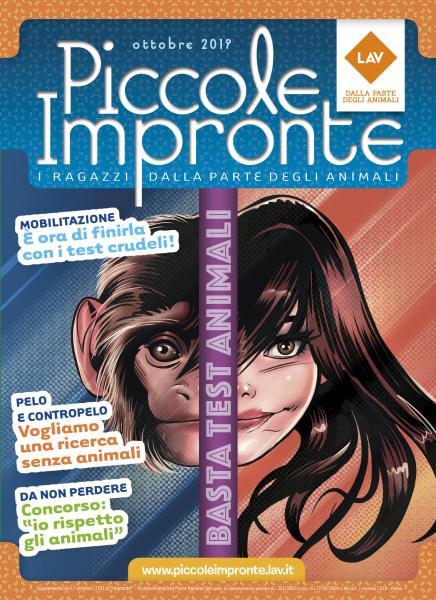 Piccole Impronte - Ottobre 2019