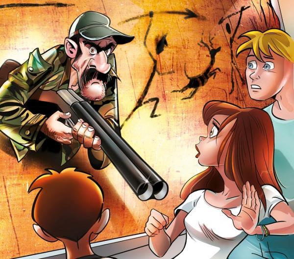 concorso sconfiggi la caccia con la fantasia