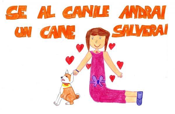 Giulia Soave  di classe IV A della scuola primaria di Casaleone (disegno singolo)